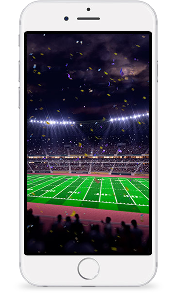 Sporting Event Ticketing App